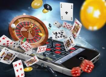 Kännykkä ja kasinopelejä